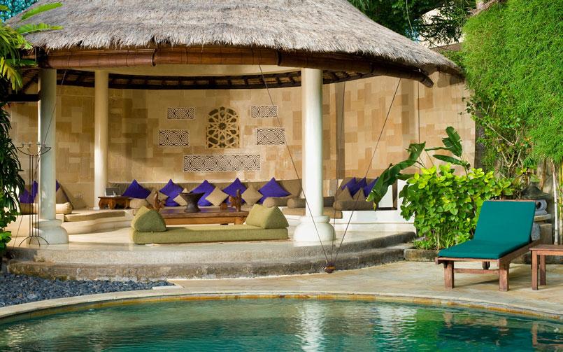 Villa Kubu 1 2BR The Luxury Bali