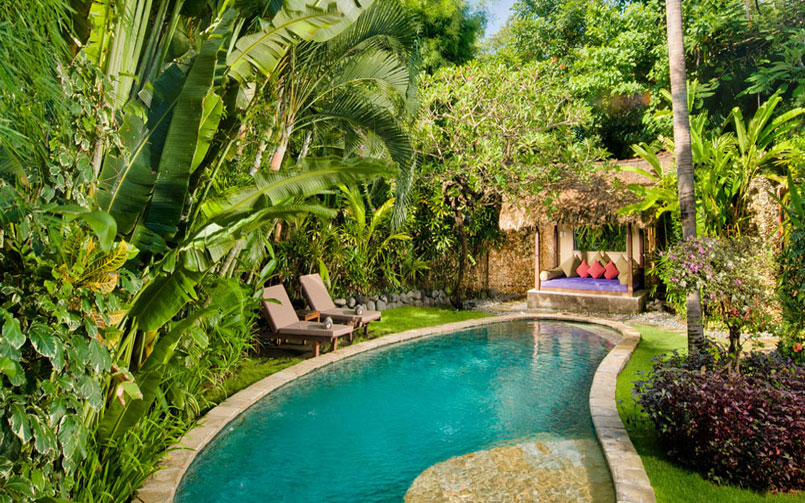 Villa Kubu 8 2br The Luxury Bali