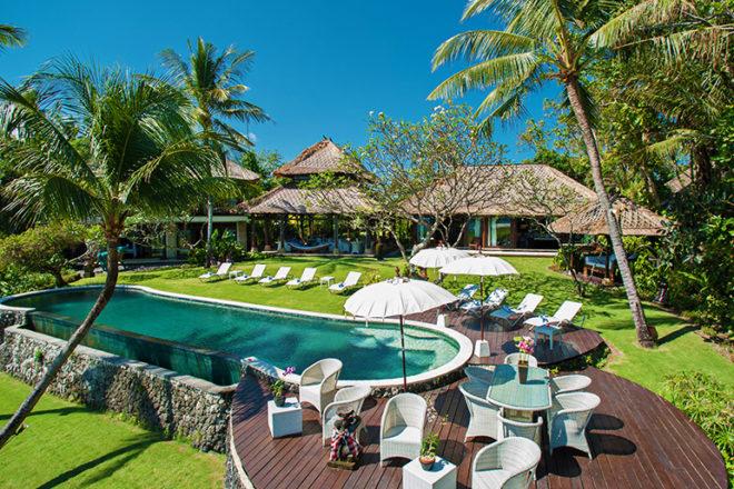 6 Bedroom Villa The Luxury Bali