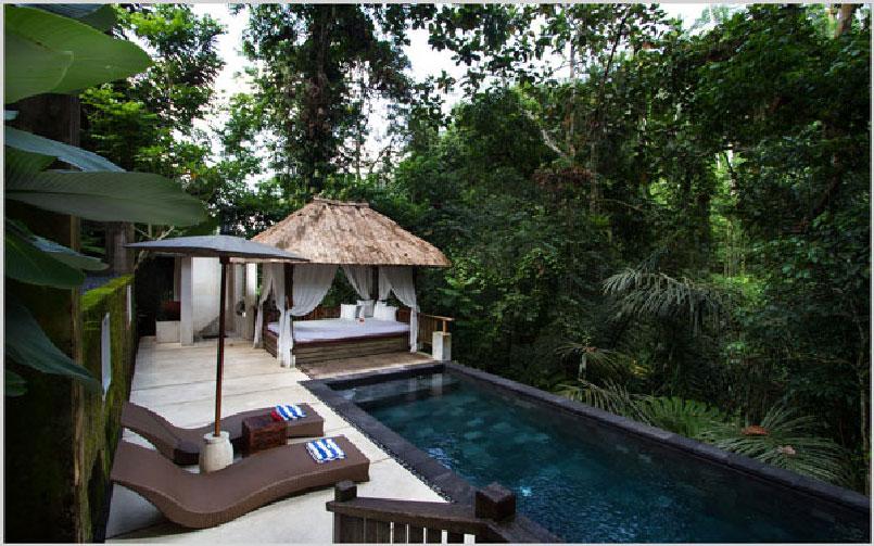 Alam Ubud Villas The Luxury Bali
