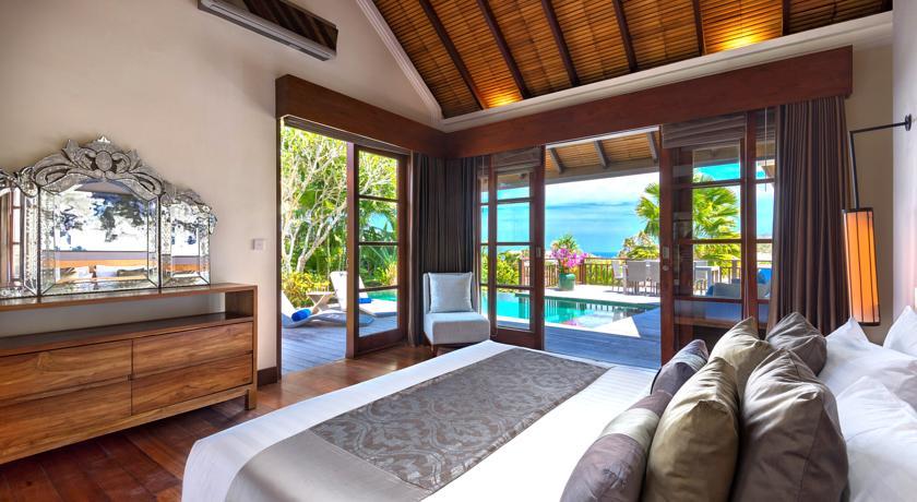 Karma Kandara Four Bedroom Ocean View Pool Villa The