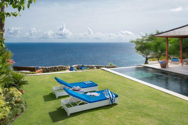 Clifftop Villas The Luxury Bali